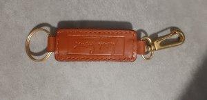 MCM Sleutelhanger bruin-cognac