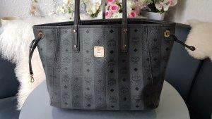 MCM Shopper gris-gris anthracite