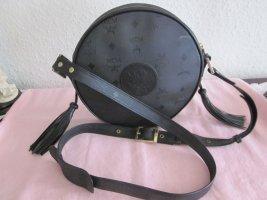 Original MCM Tasche Suzie Wong Tambourine schwarz Vintage TOP