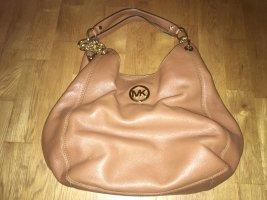 Original Michael Kors Fulton Chain Leder Handtasche