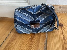 Original Michael Kors Sloan Patchwork Denim Bag