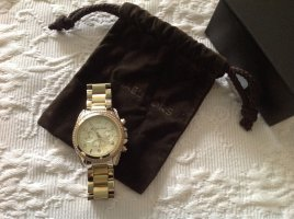 Original Michael Kors Uhr Gold