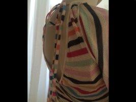 Missoni Robe à manches longues multicolore viscose