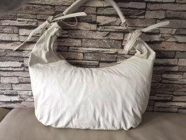 Original Miu Miu echt Leder Tasche Weiss Umhängetasche