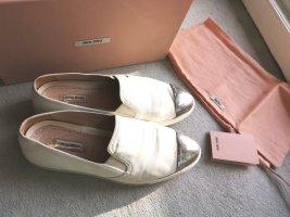 Original Miu Miu Schuhe Gr. 40