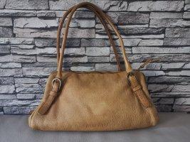 Original Miu Miu Tasche echt Leder Camel braun