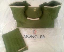 Original Moncler a Porter Tasche Badetasche Wickeltasche aus Nylon