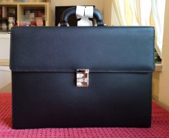 ORIGINAL MONTBLANC ACKENTASCHE Double Case