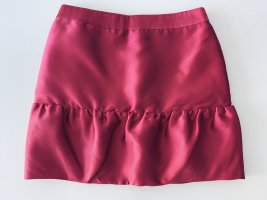 Moschino Cheap and Chic Miniskirt neon pink-violet
