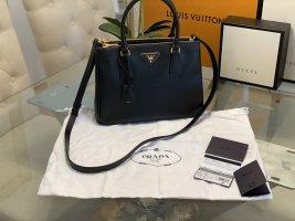 Original Neu PRADA  Galleria Tote Bag Small Nero