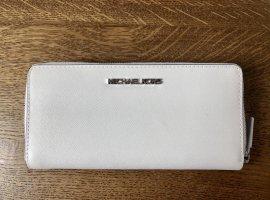 Michael Kors Wallet white leather
