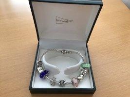 Pandora Bracelet en argent multicolore