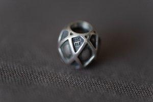 Pandora Bedel zilver Metaal