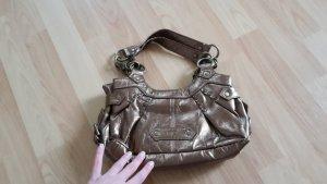 Pic² Handbag bronze-colored