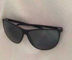 Porsche Design Gafas de sol redondas negro-azul