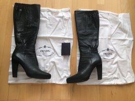 Prada High Heel Boots black