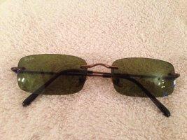 Ray Ban Gafas de sol cuadradas marrón-color bronce
