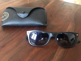 Original Ray Ban Wayfarer polarized Sonnenbrille schwarz