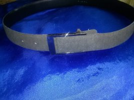 Riani Waist Belt dark grey mixture fibre