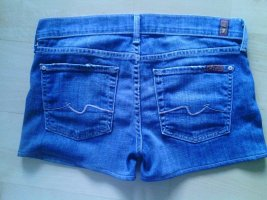 Original Seven for all Mankind Shorts - Gr. 28 - Neu
