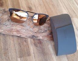 Silhouette Okulary motylki Wielokolorowy Metal