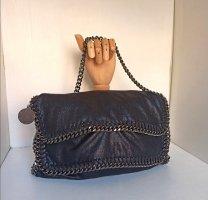 Original Stella Mccartney Falabella Tasche Umhängetasche schwarz