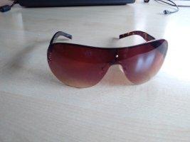 Steve Madden Pilotenbril bruin Gemengd weefsel