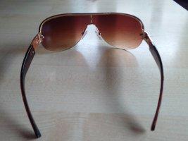 Steve Madden Aviator Glasses brown mixture fibre