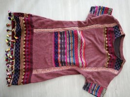 Original Südamerikanisches Kleid/ Longshirt/Tunika.