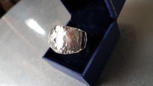 Original Swarovski Ring Nirvana Gr. 58 weiss transparent wie neu Box