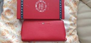 Tommy Hilfiger Portefeuille rouge