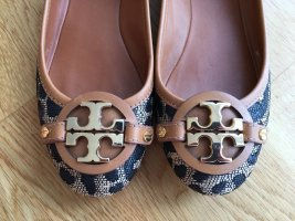 Tory Burch Bailarinas con punta multicolor