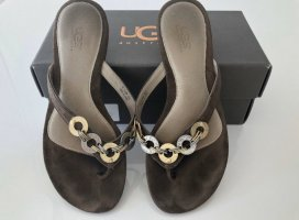 Original UGG Australia Sandaletten/Zehentrenner ❤️