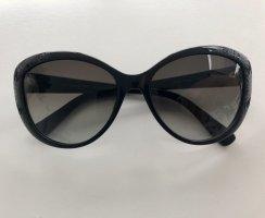 Valentino Garavani Butterfly bril zwart