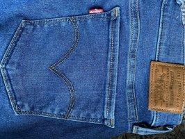 Levi's Vaquero skinny azul acero-azul