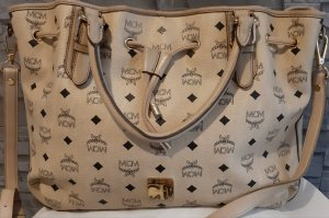 originale mcm drawstring Handtasche