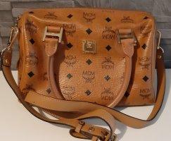 originale mcm Handtasche Bowling bag