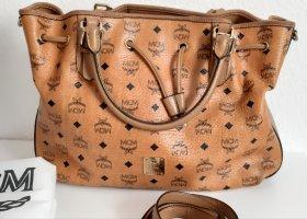 originale mcm Handtasche drawstring bag large