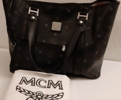 originale mcm Handtasche visetos shopper set