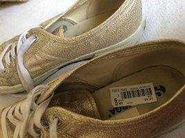 Originale Superga Sneaker in Gold