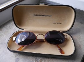 Armani Oval Sunglasses multicolored