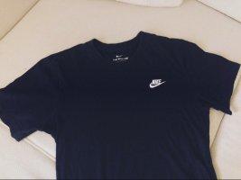 Oroginal Nike Tshirt Dunkelblau