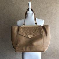 Orsay beige farbene Handtasche