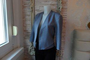 Orsay Business  Blazer / Bolero zum Rock  Gr. 40 Blau / Jersey Blazer