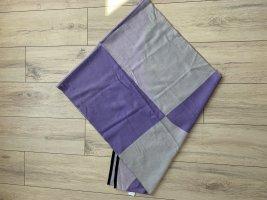 Orsay Fringed Scarf lilac-grey viscose