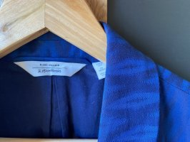 & other stories Boyfriend blazer blauw-donkerblauw