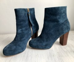 & other stories Botines azul oscuro Cuero