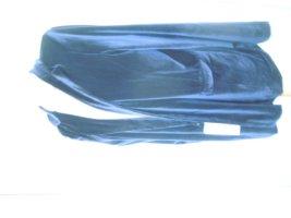 OUI Blau Samt Blazer für Damen Gr,44