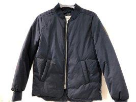 Closed Outdoor Jacket dark blue