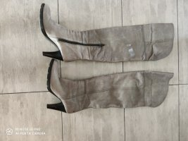 5 th Avenue Overknees grey
